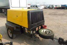 Sullair Mobile Compressor