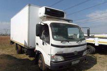 Hino 300 815 Refrigerated Truck