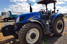 2012 New Holland T6050