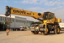 Used Grove RT530E in