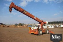 P&H 20 Ton Mobile crane 11625H