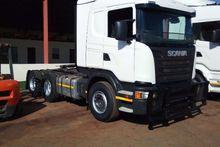2014 Scania G460 Scania