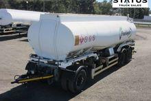 2007 GRW 28000L Tri - Axle
