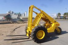 Forklifts FBE Rough terrain for