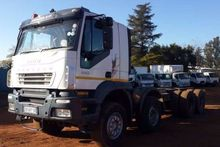 Iveco Trakker 440 8x4 Mechanica