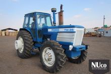 Ford FORD TW-35 TRACTOR