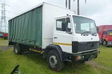 1993 Mercedes Benz 1617 with Ta