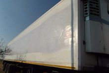 Serco Tri Axle Refrigerated Tra