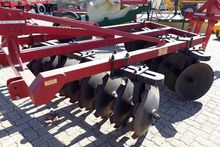 2017 3 Point offset Harrow