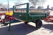 2017 3 ton Farm tipper trailer