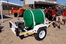 2017 600l Water tanker trailer