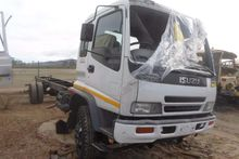 2005 Isuzu FTR800 Braking for p