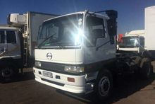 1997 Hino F-SERIES WITH 2 AXLE