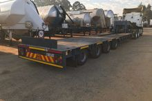 2012 Ilcor 4 axle 50 Ton Lowebe