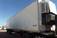 1998 Serco Tri Axle Refrigerate