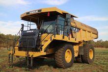 2008 CAT 773F Dump Truck