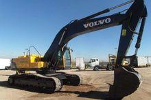 Volvo EC290BLC Excavator