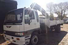 1995 Hino 8 Ton Dropsides with