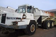Terex TA27 Articulated Dump Tru