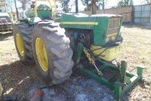 County Scraper Tractor