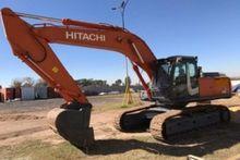 2011 Hitachi Zaxis 400LCH Excav