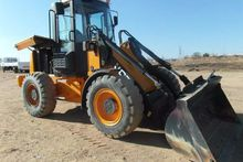 JCB 411 FEL Wheel Loader