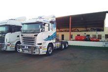 2014 Scania 2014 Scania R460