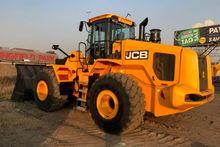 2014 JCB 467ZX Wheel Loader