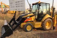 2007 Caterpillar 422E 4x2 Backh