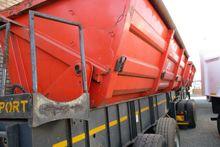 2012 Roadhog 46m Side Tipper Co