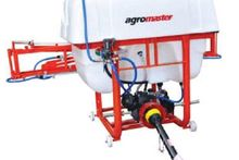 Agromaster Mounted 12m Boom 600