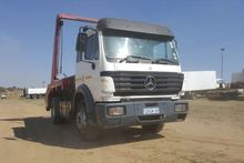 Mercedes Benz powerlines 1729 s