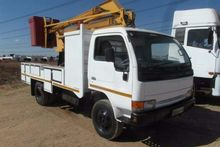 1999 Nissan Diesel With Cherry