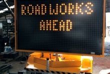 VARIABLE MESSAGE SIGN BOARD