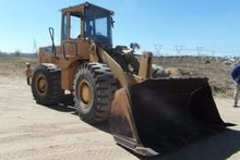 Hyundai HL 750 Wheel Loader