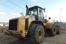 Caterpillar 950H Wheel Loader