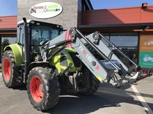 2013 Claas ARION 620C + CHARGEU
