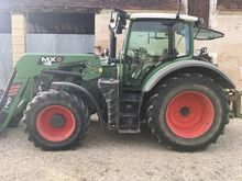 Used 2014 Fendt 714