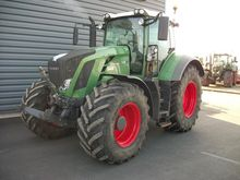 2012 Fendt 822 VARIO PROFI PLUS