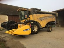 2014 New Holland CX 6080