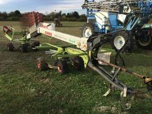 2004 Claas liner 650 twin