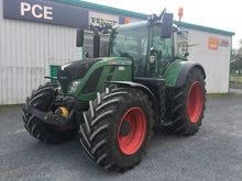 2013 Fendt 722 PROFI PLUS