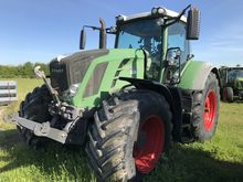 2011 Fendt 822 VARIO PROFI PLUS