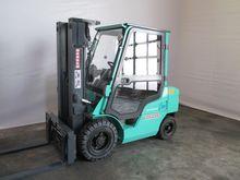 2014 Mitsubishi Forklift Trucks