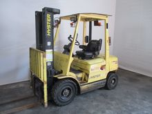 2002 Hyster H 2.50 XM