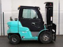 2011 Mitsubishi Forklift Trucks