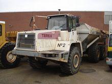 2001 Terex TA 35 Articulated Du