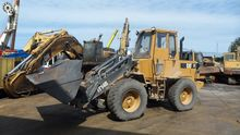 1990 Caterpillar IT 14 B Wheell