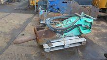 Montabert Hydraulic Hammer  M 9