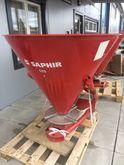 Saphir gödning snurra 466 kg